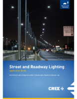 Application Guide Street and Roadway Lighting
